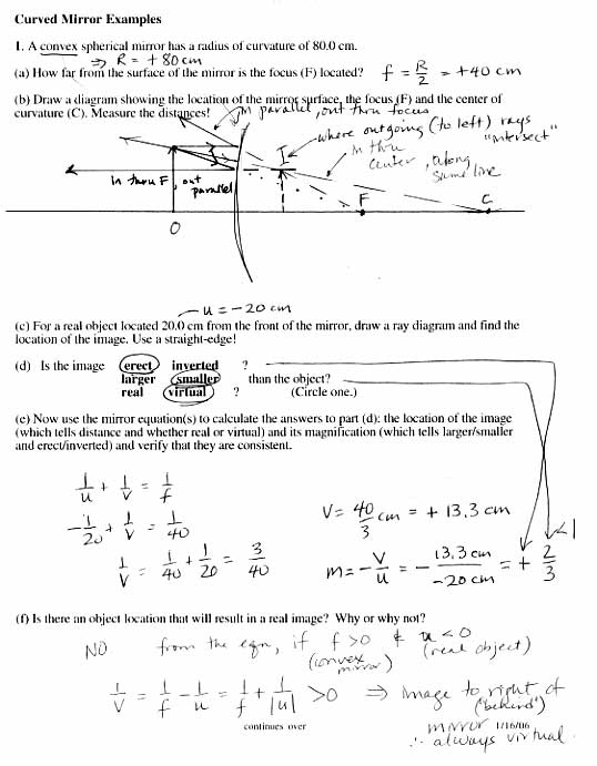 SPSP320 ProbSolns – Physics Worksheets with Answers