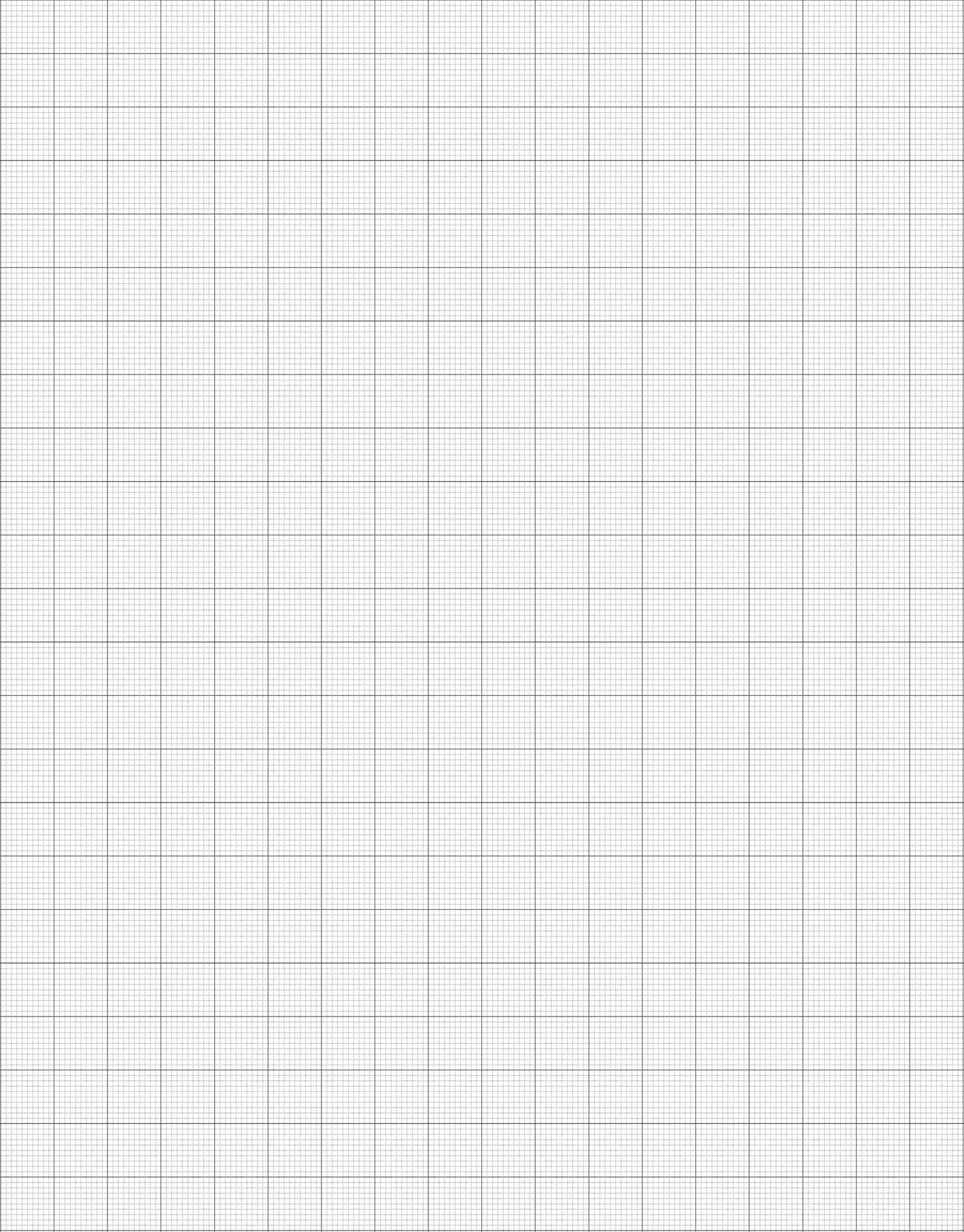20 square per inch Graph Paper for Photographic Applications – 1 4 Graph Paper Template