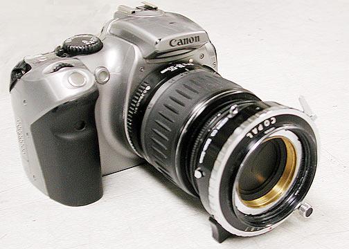 digital cameras with leaf shutters