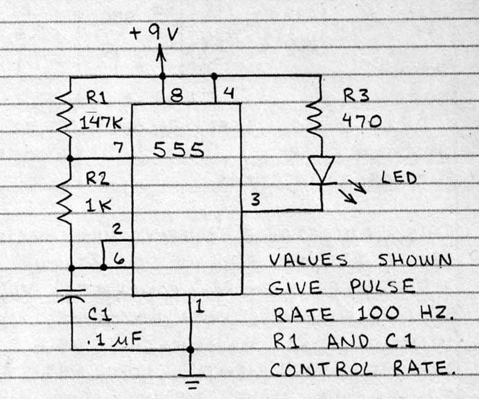 draw and label a circuit